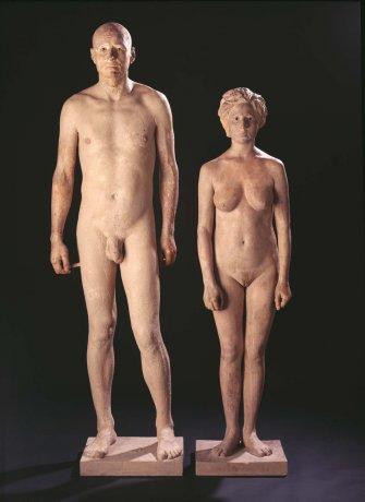 Antonio López. Hombre y mujer, 1968-1998