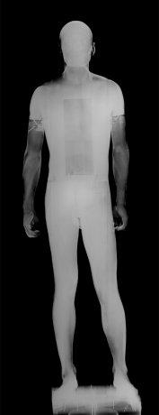 Estudio radiográfico de la figura del hombre