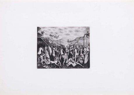 Españoles en el campo de concentración (Spaniards in the Concentration Camp)