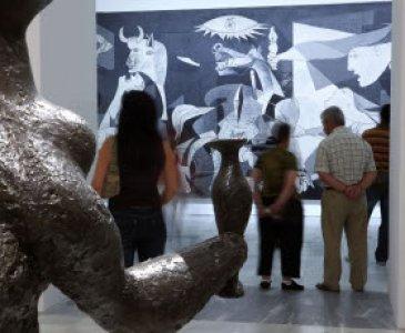 El Museo Reina Sofía ofrece mañana entrada gratis a los visitantes